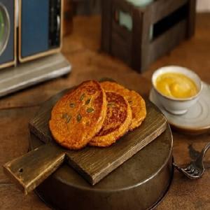 Cách làm bánh mỳ hạt lanh bí đỏ