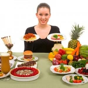 Dinh dưỡng giúp cơ thể luôn khỏe mạnh
