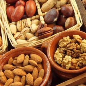 Dinh dưỡng từ các loại hạt