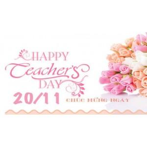 Lời chúc VIP 20 tháng 11 | Lời chúc tặng thầy cô hiện đại nhất 20-11