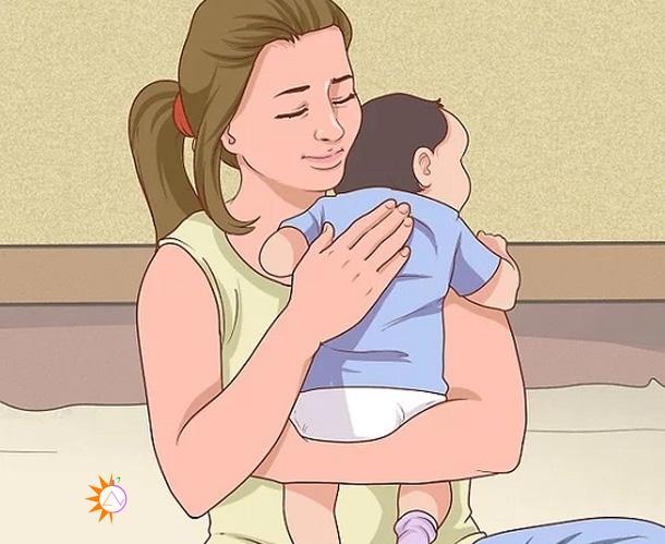 Cách để bé hết nấc cụt nhanh chóng