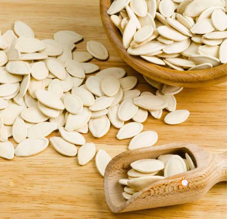 Hạt bí giúp giảm cân