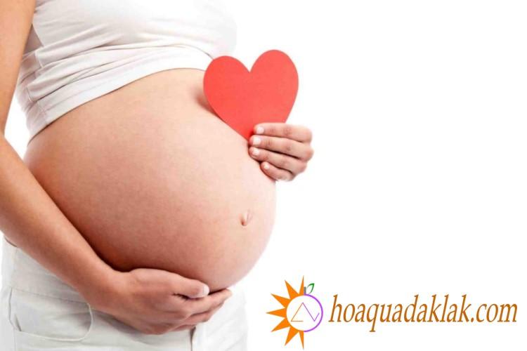 Uống sữa óc chó góp phần mẹ bầu có thai kỳ khoẻ mạnh