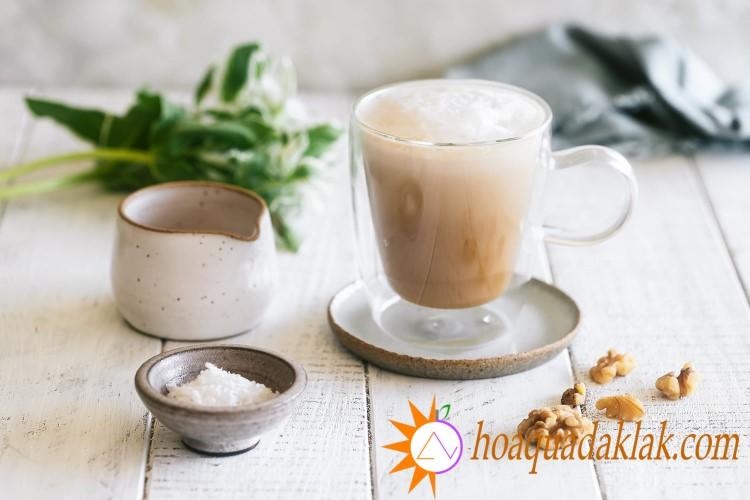 Axit ellaagic có trong sữa óc chó có công dụng tăng cường hệ miễn dịch